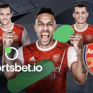 Gunners Reveal Sportsbet.io as Official Betting Partner