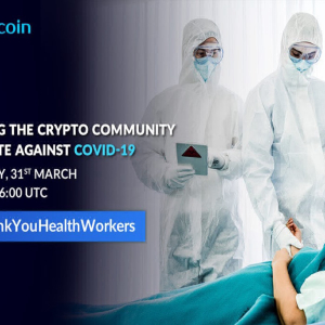 COVID-19 is Spreading Too Fast, Crypto Community Comes to Support Healthcare Industry