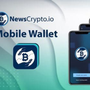 NewsCrypto Bursts into Mobile Wallet Scene with New Android App