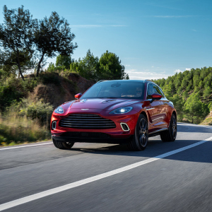 Meet The DBX, Aston Martin's Very First SUV