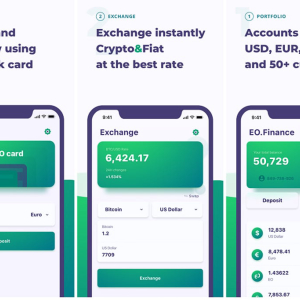 EO.Finance: Keep Your Crypto and Fiat in One Wallet