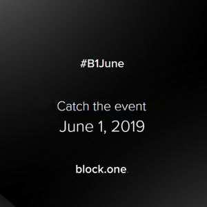 New Mobile App, Wallet or Social Network: What Will Block.One Announce on June 1st?
