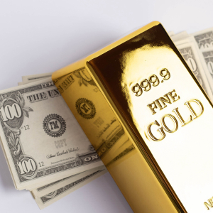 Gold Can Be Viewed as the Safe Haven for Investors amid Higher Inflation