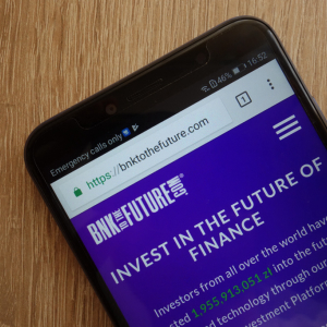 BnkToTheFuture Invents the Future by Going into Security Token Offerings