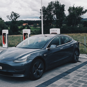 TSLA Stock 2.7% Down, Tesla Announces Massive Supercharger Expansion in China