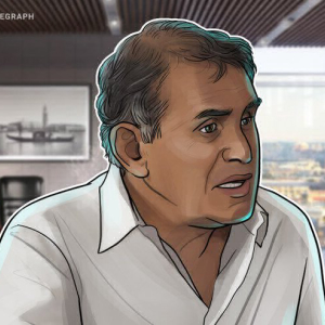 Nouriel Roubini at Salt Conference in NY: Crypto Is the Mother and Father of All Bubbles