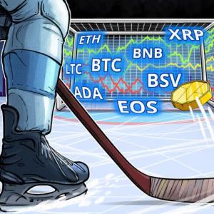 Price Analysis Jan 22: BTC, ETH, XRP, BCH, BSV, LTC, EOS, BNB, XLM, ADA