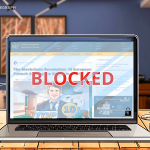 Cointelegraph Blocked in Russia