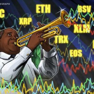 Bitcoin, Ripple, Ethereum, EOS, Bitcoin Cash, Litecoin, Tron, Stellar, Bitcoin SV, Cardano: Price Analysis, Feb. 1