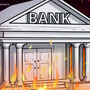 Iran Central Bank Branch Set on Fire, Crypto Community Follows Events