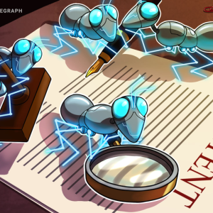 With 7,600 Blockchain Patent Applications, Chinese Firms Far Outpace US
