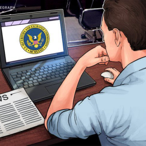 New Senior Advisor for Cybersecurity Policy to the SEC Chairman