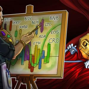 Price Analysis 6/29: BTC, ETH, XRP, BCH, BSV, LTC, BNB, EOS, CRO, ADA