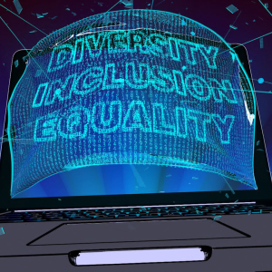 Blockchain Welcomes All, but General Tech Industry Lacks in Diversity