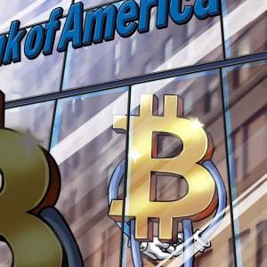 Bitcoin is Almost as Big as Bank of America
