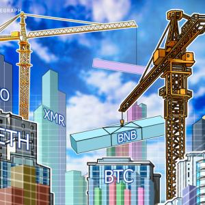 Top 5 Crypto Performers: NEO, XMR, BTC, BNB, ETH