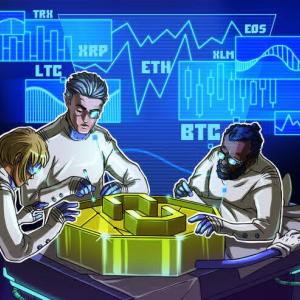 Bitcoin, Ethereum, Ripple, Litecoin, EOS, Bitcoin Cash, Binance Coin, Stellar, Tron, Cardano: Price Analysis, March 18