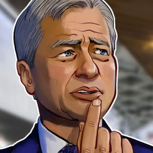 Bitcoin Naysayer Jamie Dimon Praises $2 Trillion Stimulus While Predicting Great Recession