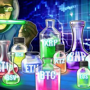 BTC, ETH, XRP, LTC, BCH, EOS, BNB, BSV, XLM, ADA: Price Analysis 19/06