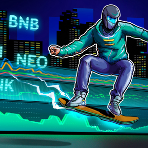 Top 5 Cryptocurrencies to Watch This Week: BTC, BNB, NEO, YFI, LINK