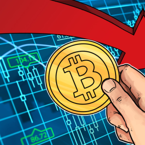 Bitcoin Drops to $10,000 in Recent Downtrend