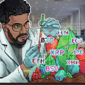 Price Analysis 19/08: BTC, ETH, XRP, BCH, LTC, BNB, EOS, BSV, XMR, XLM