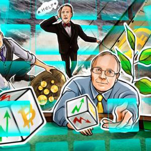 Bitcoin Threat, CoinMarketCap Bought, Trump Hint, Apple Rumor: Hodler's Digest, March 30–April 5