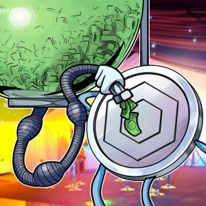 Chainlink Rises 15% Amid China's Blockchain Network Launch