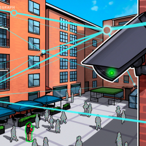 Blockchain technology now powers a privacy-focused security camera