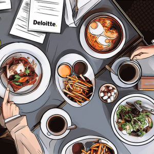 Big Four Auditing Firm Deloitte Allows Staff to Pay Lunch in Bitcoin