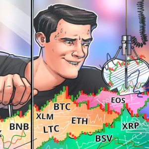 Price Analysis 16/10: BTC, ETH, XRP, BCH, LTC, EOS, BNB, BSV, XLM, TRX