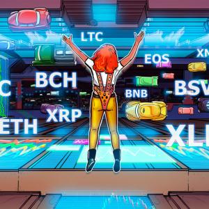 Price Analysis 14/08: BTC, ETH, XRP, BCH, LTC, BNB, EOS, BSV, XMR, XLM