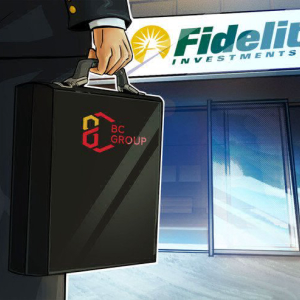 Fidelity International Invests in Hong Kong Crypto Company BC Group