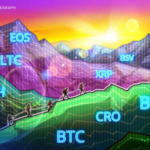 Price Analysis 7/8: BTC, ETH, XRP, BCH, BSV, ADA, LTC, BNB, CRO, EOS