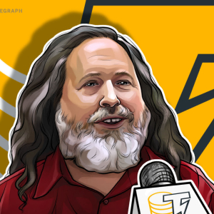 Richard Stallman: A Discussion on Freedom, Privacy & Cryptocurrencies