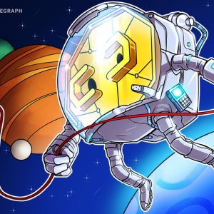Is Crypto Ready for the New Space Age?
