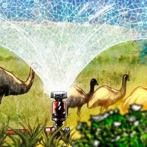 Blockchain for Australian Farmers: A Shield Against Worsening Climate