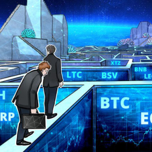 Price Analysis April 1: BTC, ETH, XRP, BCH, BSV, LTC, EOS, BNB, XTZ, LEO