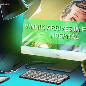 Accused Bitcoin Launderer Vinnik Reportedly Arrives at French Hospital - blockcrypto.io
