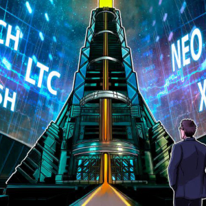 Top 5 Crypto Performers Overview: BCH, LTC, DASH, NEO, XEM
