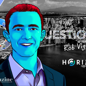 6 Questions for Rob Viglione of Horizen