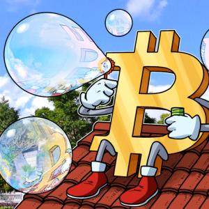Bitcoin's 'Bubble' Cycle More Bullish Than Amazon's Dot-Com Era Days
