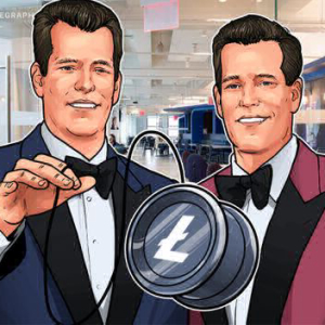 Winklevoss Twins' Gemini Crypto Exchange Gets Regulatory Green Light for Litecoin Trading