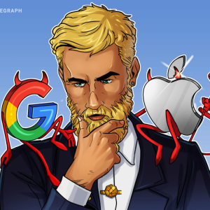 Better Safe Than Hacked? Google and Apple Flip-Flop on Crypto