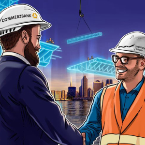Deutsche Boerse, Commerzbank Complete Blockchain PoC for Legally Binding Repo Transaction