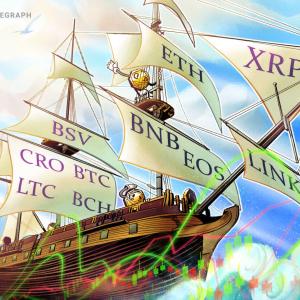Top 5 Cryptos This Week (Mar 8): LINK, CRO, XTZ, MKR, ETH
