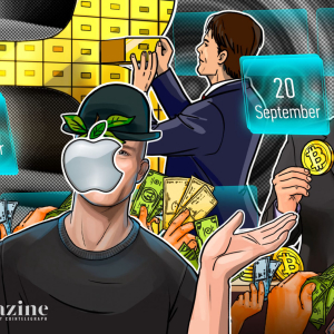 Uniswap payday, ETH transactions hit record high, EU backs stablecoins: Hodler's Digest, Sept. 14–20