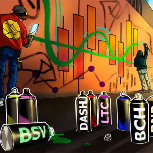 Top 5 Crypto Performers: BSV, BNB, LTC, BCH, DASH
