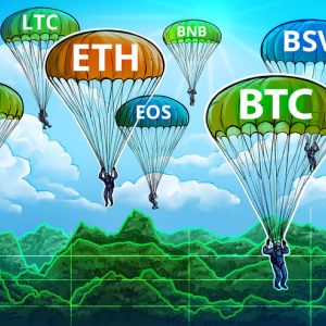Top-5 Crypto Performers: LINK, LEO, BCH, ETC, BSV, OKB*