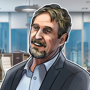 John McAfee Offers $500 in ETH-based DAI for Corona Apocalypse Pics